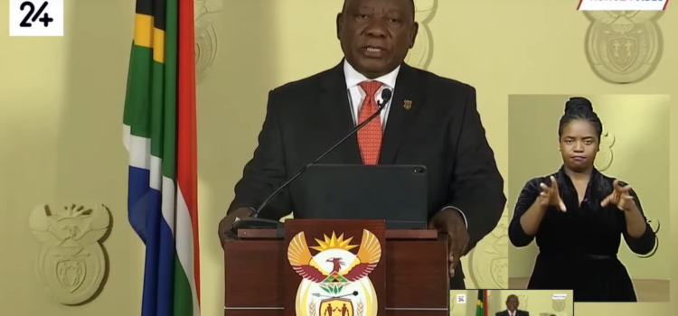 What President Ramaphosa's address means for your small business during lockdown.